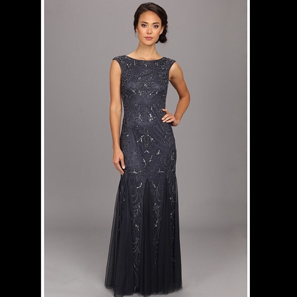 Adrianna Papell Dresses | Nwt Evening Gown Prom Formal | Poshmark